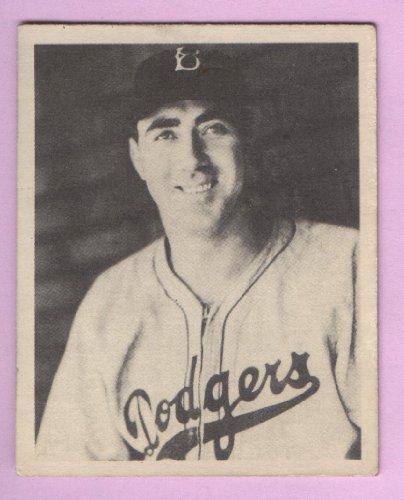 Van Lingle Mungo 1939 Play Ball America Baseball Card #111 Brooklyn Dodgers New York Giants EX