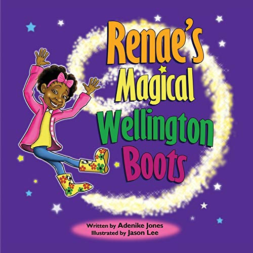 Renae's Magical Wellington Boots