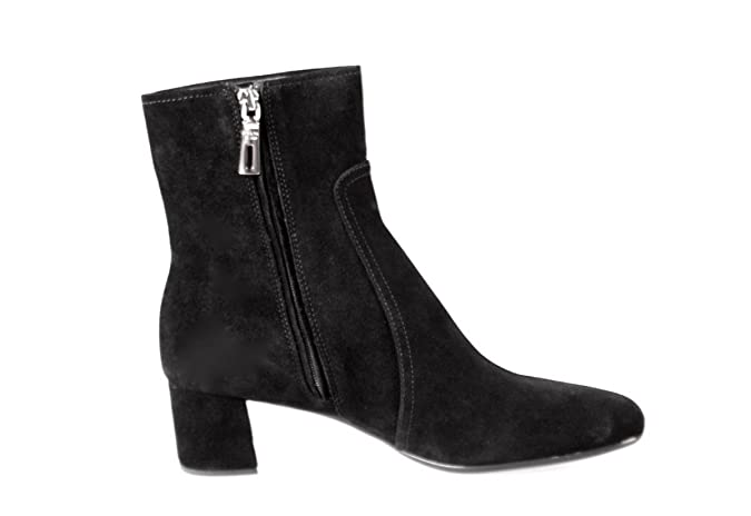 Chaussures Sacs Cuir Prada Boot Et Femme Half En 3t5524 qw1wY8 5c4b3eb56e1