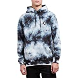 Volcom Men's Deadly Stone Pullover Hooded Fleece Sweatshirt
