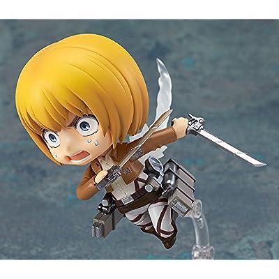 Nendoroid Armin Arlert (re-Run): Toys & Games