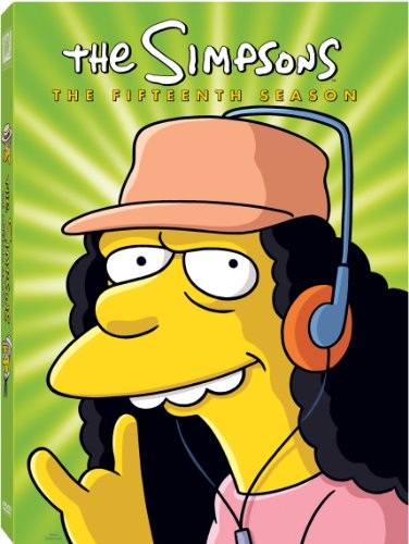 The Simpsons: Season 15 (Series Simpsons Full)