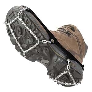 Amazon.com: ICEtrekkers Shoe Diamond Grip (1 Pair): Sports