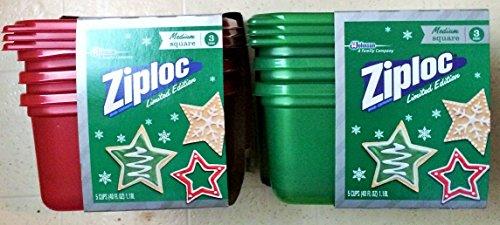 ziploc containers freezer - 2