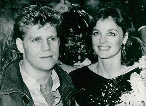 Vintage photo of Al Corey and Pamela Sue Martin