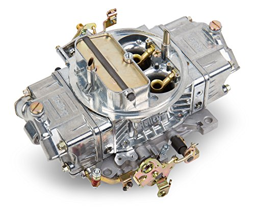 Holley 0-4779S Street/Strip 750 CFM Square Bore 4-Barrel Mechanical Secondary Manual Choke New Carburetor