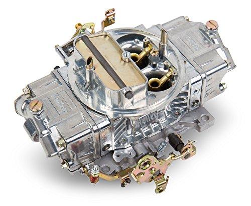 - Holley 0-4779S Street/Strip 750 CFM Square Bore 4-Barrel Mechanical Secondary Manual Choke New Carburetor