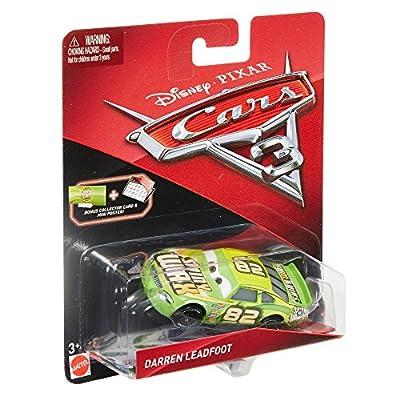 Disney Pixar Cars 3 Shiny Wax Die-cast Vehicle: Toys & Games