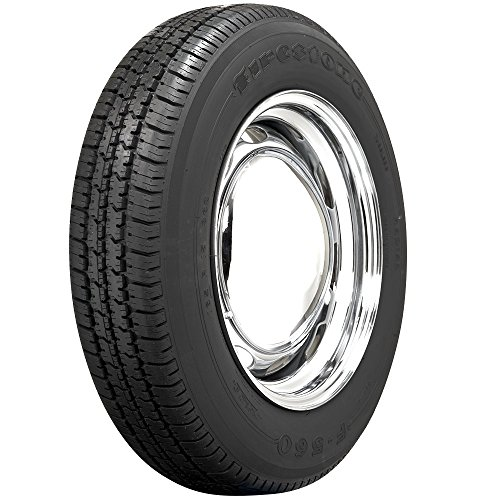 Coker Tire 568741 Firestone F560 Radial Tire 165R15