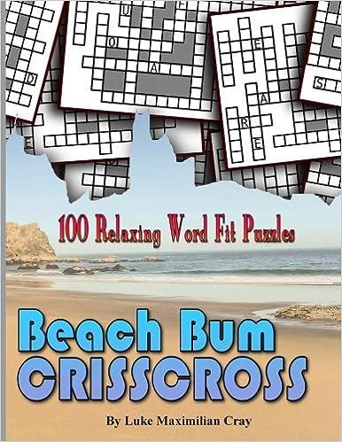Book Beach Bum CrissCross