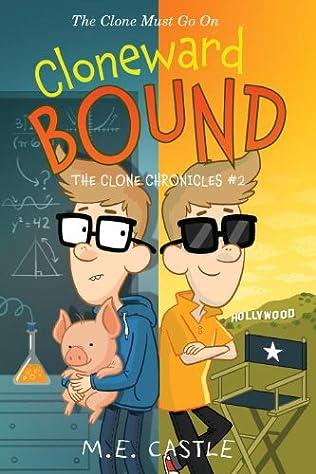 book cover of Cloneward Bound