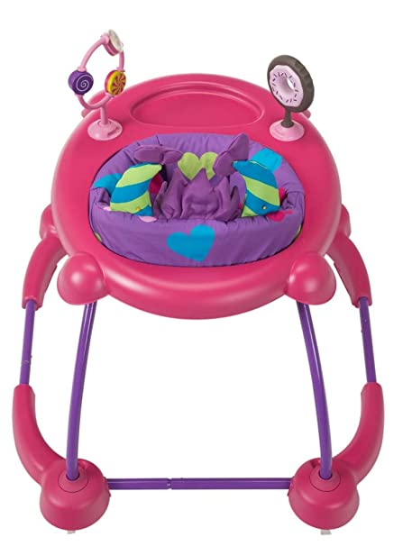 Amazon.com: Monster Shelley Interactive Baby Walker, Silly ...