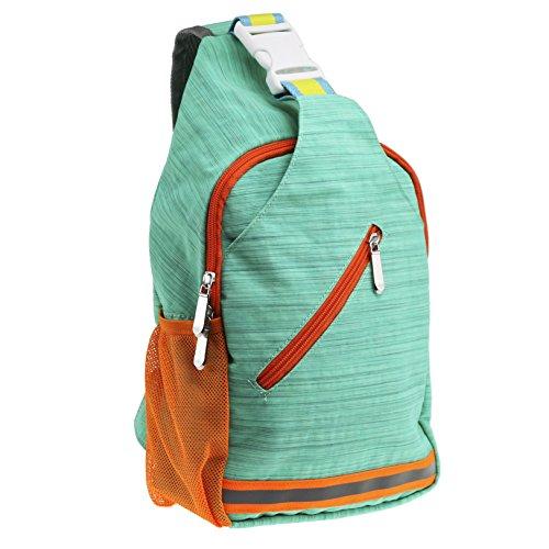 arunnerstm-left-handed-sling-bag-chest-backpack-daypack-for-men-women-girls-boysgreen