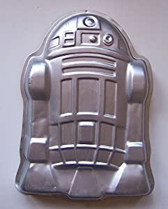 star wars cake pan wilton wars r2d2 cake pan 502 1425 7674
