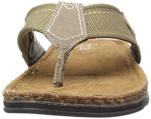 Simple Mens Coronado Flip Flop Griffin Daim