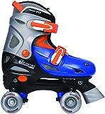 Chicago Skates Unisex Adjustable Quad (Toddler/Little Kid/Big Kid)