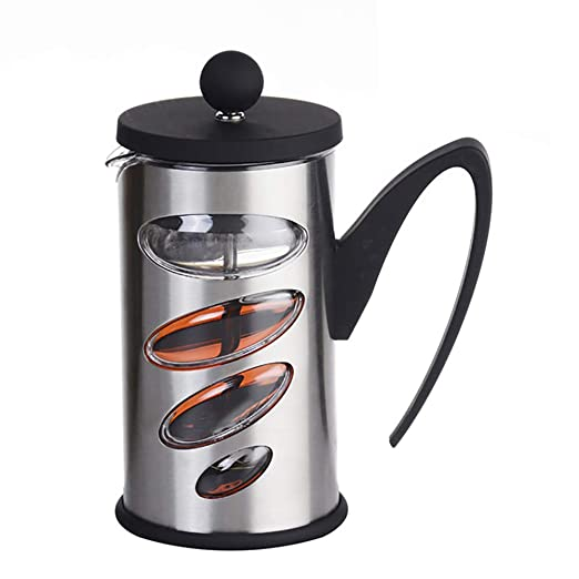 Douup Cafetera Y Tetera French Press, 13.5 Oz, Cafetera Francesa ...
