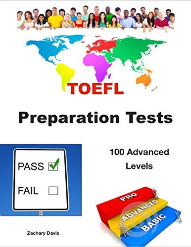 Download Toefl Preparation Tests – 100 Advanced Levels Pdf