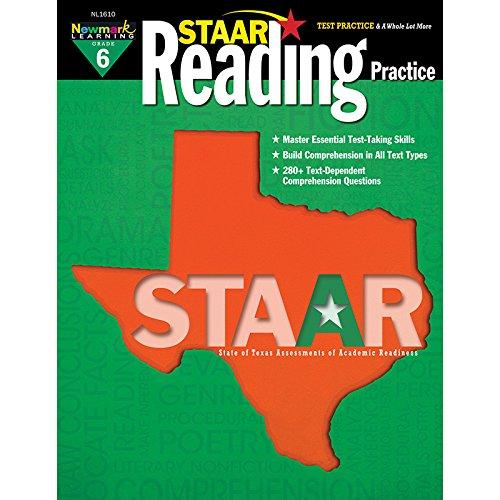 STAAR Reading Practice Grade 6 (Types Teachers 6 Of)