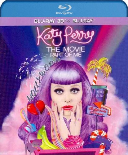 Blu-ray : Katy Perry the Movie: Part of Me (Blu-ray)