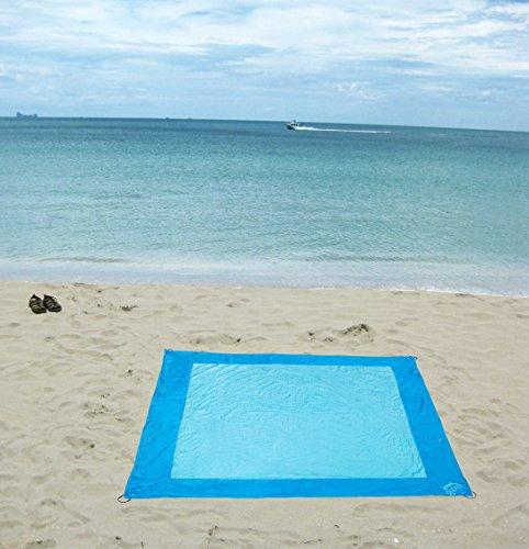 Beach Blanket No Sand: Gecko Active Beach Blanket / Picnic Blanket