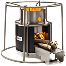 Affirm Global IT117469BR Wood Burning EZY Stove