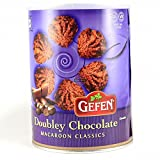 Gefen Doubley Chocolate Macaroon Classic 10 Oz. Pack Of 1.