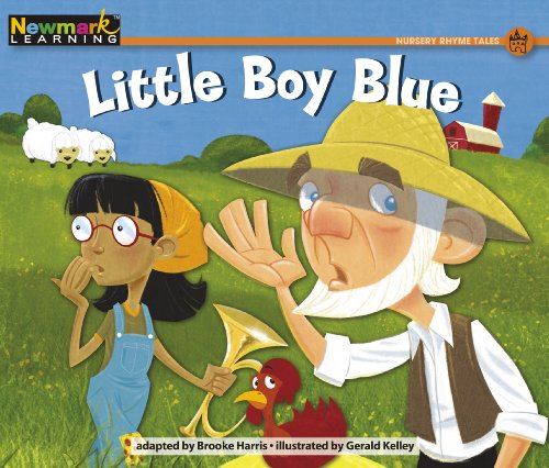 Little Boy Blue (Rising Readers: Nursery Rhyme Tales Levels A-i)