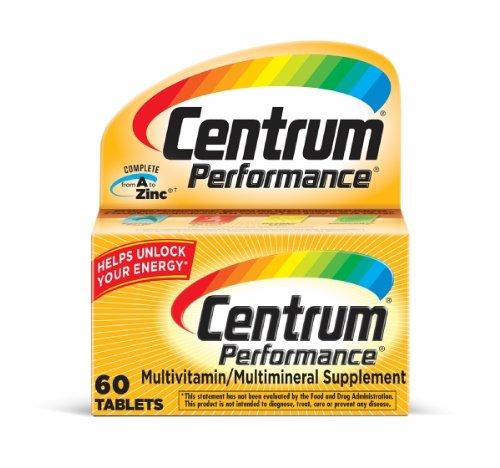 Centrum Performance Multivitamin, 60-Count