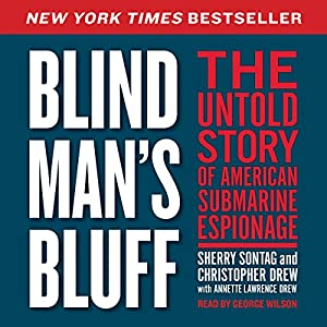 Blind Man's Bluff Hörbuch