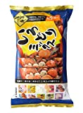 Inaba peanut 5 bags color mix 115g X 12 bags