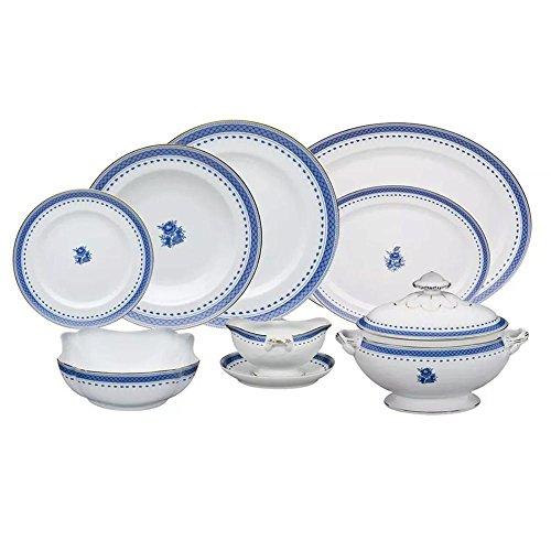 Vista Alegre Cozinha Velha Porcelain 70 Pieces Dinner Set