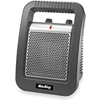 Electric Heater, 120 V, 1500/900 W, T-Stat