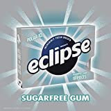 Eclipse Polar Ice Sugarfree Chewing Gum, multipack