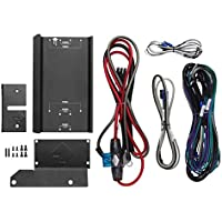 Rockford Fosgate RFKHD9813 Amplifier Installation Kit w/ Mounting Plate for Select Harley-Davidson Motorcycles and compact Power & Punch Amplifiers