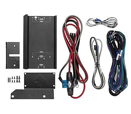 Rockford Fosgate RFKHD9813 Amplifier Installation Kit w/ Mounting Plate on