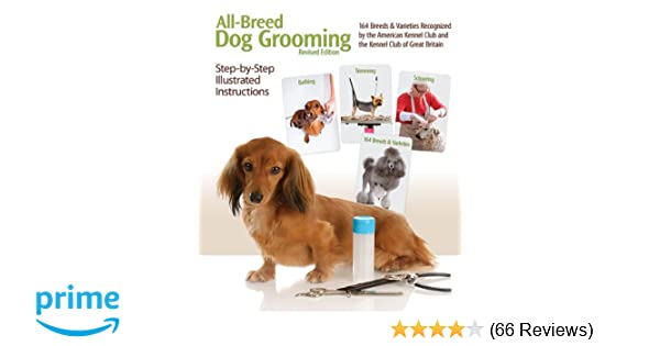 All breed dog grooming panel of credentialed grooming experts all breed dog grooming panel of credentialed grooming experts 9780793806478 amazon books solutioingenieria Image collections