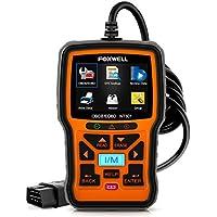 [Sponsored] FOXWELL NT301 Car Obd2 Code Scanner Universal Check Engine Light Diagnostic Tool Automotive Fault Code Reader Obd II Eobd Scan Tool