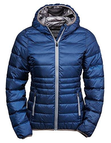 Jacket Ladies Zepelin Jays grey Navy Hooded Tee xgIR6zwqn