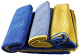 Goodyear GY-CA118 Car Cleaning Cloth Set