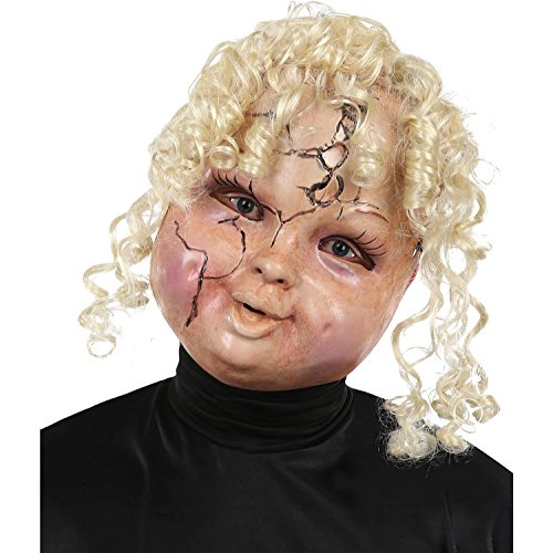 Mario Chiodo Creepy Carrie Mask (Creepy Mask For Sale)