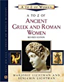 A to Z of Ancient Greek and Roman Women (A to Z of Women)