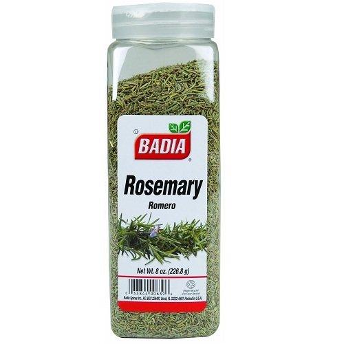 Badia Rosemary Leaf Spice, 8 Ounce - 6 per case.