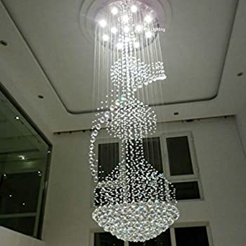 7pm d32 x h94 modern contemporary crystal chandelier luxury round 7pm d32 x h94 modern contemporary crystal chandelier luxury round rain drop lamp clear aloadofball