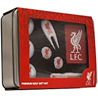 Liverpool Fc Premium Golf Gift Set