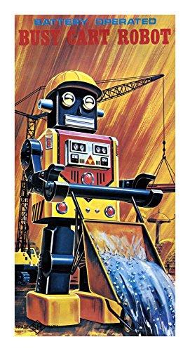 Busy Cart Robot - 3
