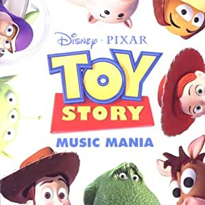 Toy Story Music Mania