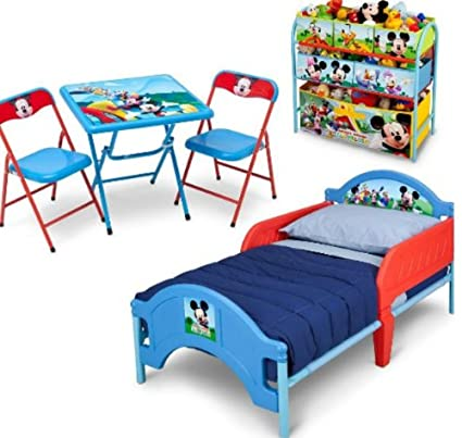 Pleasing Amazon Com Toddler Bed Frame Bedroom Furniture For Kids Creativecarmelina Interior Chair Design Creativecarmelinacom