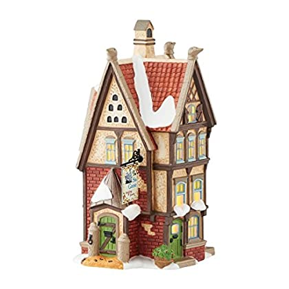 Image of Home and Kitchen Department 56 4050927 Dicken's Village The Six Geese Bedding & Down