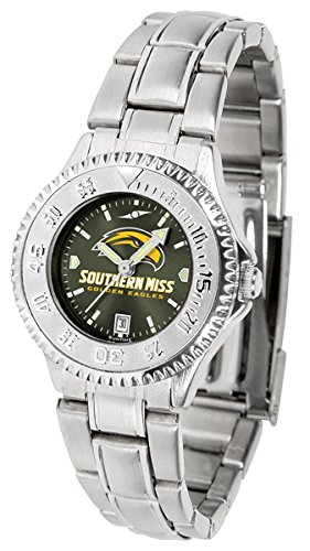 - Southern Mississippi Golden Eagles Competitor Steel AnoChrome Women's Watch